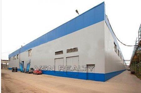 Производственно-складской комплекс «Мосстройпластмасс»