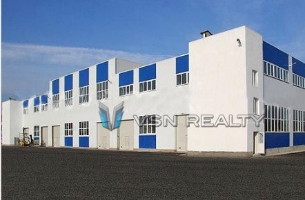 Производственно-складской комплекс «Технопарк Ворсино»