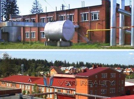 Производственно-складской комплекс «В Тучково»