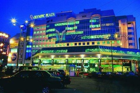 Торгово-офисный центр Олимпик Плаза