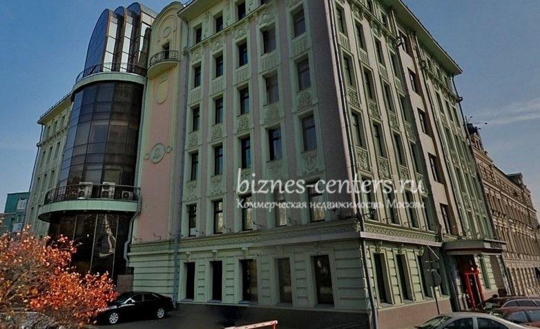"""Бизнес центр """"Поварская Плаза"""" Офисы в БЦ Поварская Плаза, М… height=477"""